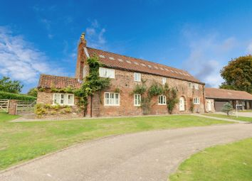Thumbnail 5 bed property for sale in Westcote Farm, Wold Road, Barrow-Upon-Humber