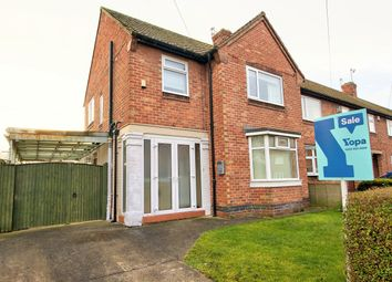Thumbnail 3 bed end terrace house for sale in St. Stephens Road, York