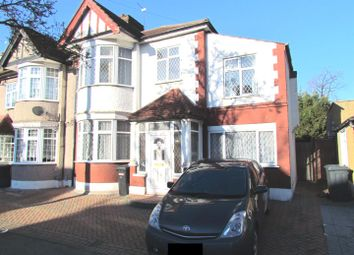 Thumbnail 4 bed end terrace house for sale in Hatley Avenue, Barkingside, Ilford
