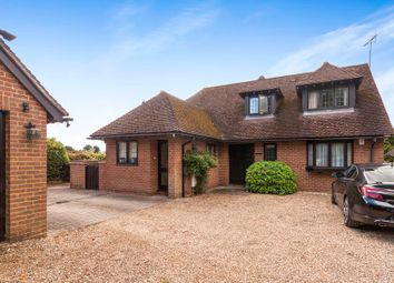 Thumbnail 3 bed detached house to rent in Warren Lane, Finchampstead, Wokingham