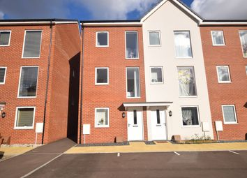 Thumbnail 3 bed end terrace house for sale in Harrow Close, Bedford, Bedfordshire