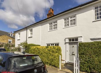 Thumbnail 2 bed terraced house for sale in Little Queens Road, Teddington