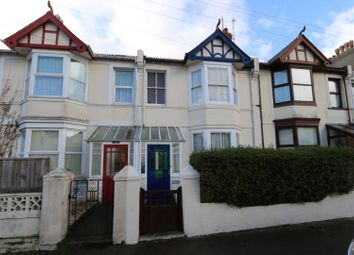 Thumbnail 5 bed terraced house for sale in Windsor Road, Torquay