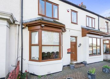 Thumbnail 4 bed terraced house for sale in Elizabeth Terrace, Widnes, Cheshire, Tbc
