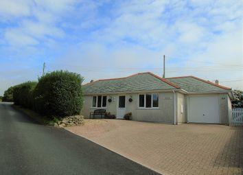 Thumbnail 3 bedroom detached bungalow for sale in Pengersick Croft, Praa Sands, Cornwall.