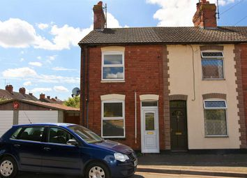 Thumbnail 2 bed end terrace house to rent in Cambridge Street, Wymington, Rushden