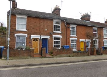 Thumbnail 2 bedroom terraced house to rent in Withipoll Street, Ipswich