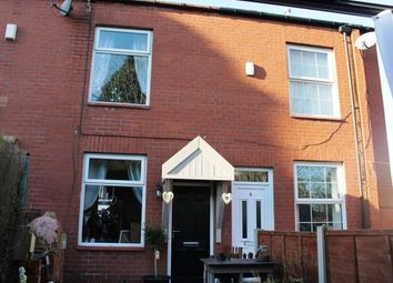 Thumbnail 2 bed terraced house for sale in Sykes Street, Hyde, Greater Manchester