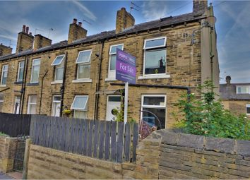 Thumbnail 2 bed end terrace house for sale in Grape Street, Bradford