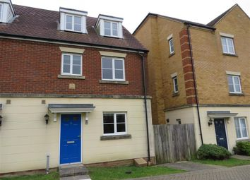Thumbnail 4 bed property to rent in Intelligence Walk, Ashford