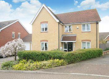 Thumbnail 4 bedroom detached house for sale in Trilby Way, Seasalter, Whitstable