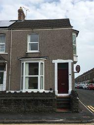 Thumbnail 1 bedroom end terrace house to rent in Penbryn Terrace, Brynmill, Swansea