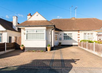 Thumbnail 2 bedroom semi-detached bungalow for sale in Walsingham Road, Southend-On-Sea