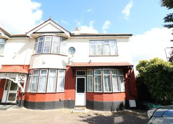 Thumbnail 4 bed semi-detached house to rent in Aldersbrook Road, London