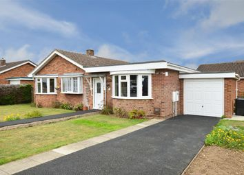 Thumbnail 3 bed bungalow for sale in Parkfield Road, Ruskington, Sleaford