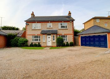 Thumbnail 4 bed detached house for sale in Mill Lane, Witham