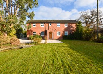 Thumbnail 4 bed detached house for sale in Parkgate Road, Saughall, Chester