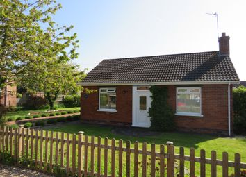 Thumbnail 2 bed detached bungalow for sale in Church Lane, Croft, Skegness