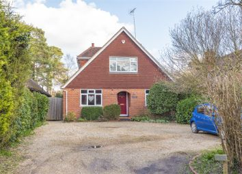 Thumbnail 4 bed detached house for sale in Soldiers Rise, Finchampstead, Berkshire