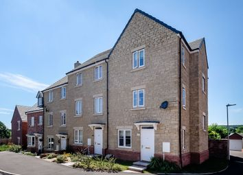Thumbnail 4 bed end terrace house for sale in Meadow Rise, Lydney