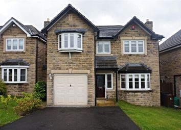 Thumbnail 4 bed detached house for sale in Hudson View, Wyke, Bradford