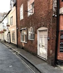 Thumbnail Retail premises for sale in Market Street, Ludlow