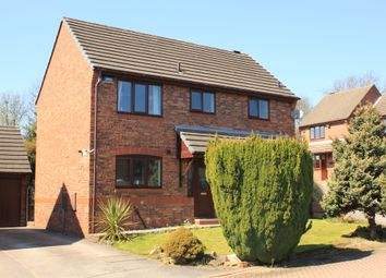 Thumbnail 3 bedroom detached house for sale in Harewood Way, Leeds