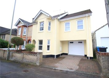 Thumbnail 3 bed semi-detached house for sale in Lilliput, Poole, Dorset