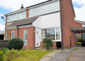 Thumbnail 3 bed semi-detached house for sale in Birks Drive, Bury