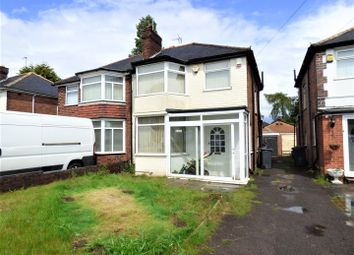 3 bed semi-detached house for sale in Ermington Crescent, Hodge Hill, Birmingham B36