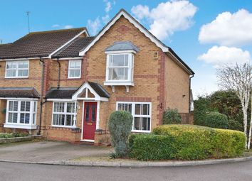 Thumbnail 3 bed semi-detached house for sale in Burley Hill, Newhall, Harlow