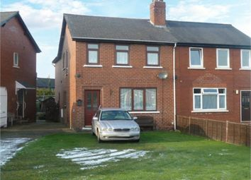 Thumbnail 4 bed semi-detached house for sale in Park Avenue, Kirkthorpe, Wakefield, West Yorkshire