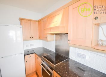Thumbnail 3 bed flat to rent in Burbage Close, London