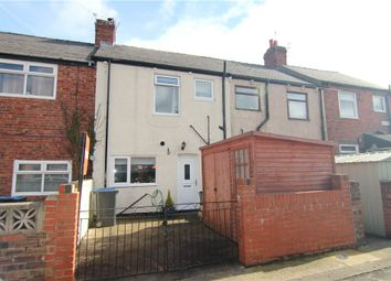 Thumbnail 2 bed terraced house for sale in Laurel Terrace, Langley Park, Durham