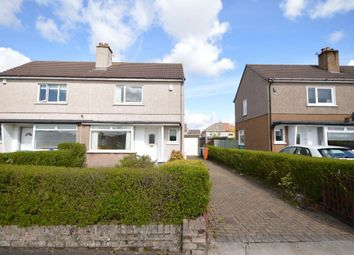 Thumbnail 2 bed semi-detached house for sale in 43 Park Road, Bishopbriggs, Glasgow