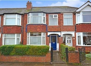 Thumbnail 3 bed terraced house for sale in Poitiers Road, Cheylesmore, Coventry, West Midlands