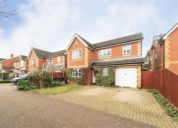 Thumbnail 4 bedroom detached house for sale in Cumberland Drive, Redbourn, Hertfordshire