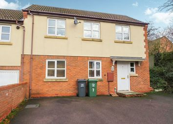 Thumbnail 2 bed semi-detached house for sale in Bates Close, Loughborough