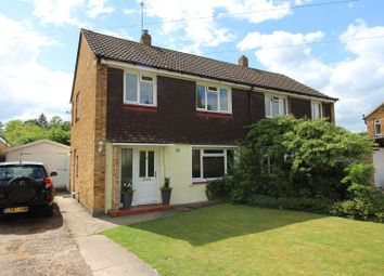 Thumbnail 3 bed semi-detached house for sale in Merrylands Road, Bookham