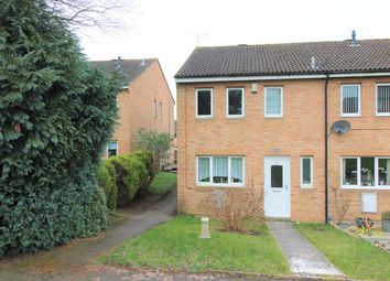 Thumbnail 3 bed end terrace house for sale in Tamar Close, Thornbury, Bristol