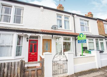 Thumbnail 4 bed terraced house for sale in Chester Road, Watford, Hertfordshire