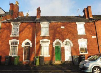 Thumbnail 3 bedroom terraced house to rent in Cobden Street, Kidderminster