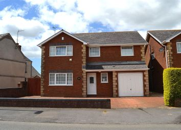 Thumbnail 4 bedroom detached house for sale in Swansea Road, Pontlliw, Swansea