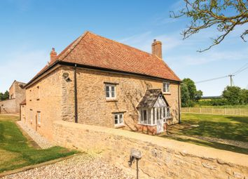 Thumbnail 4 bed farmhouse to rent in Peggs Farm Road, Great Haseley, Oxford