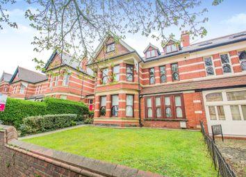 Thumbnail 2 bed flat for sale in Pen Y Lan Road, Penylan, Cardiff