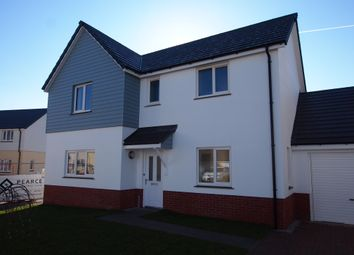 Thumbnail 3 bedroom detached house to rent in Tarka Way, Braunton