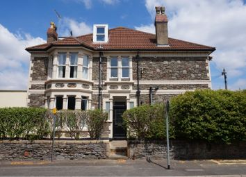 Thumbnail 2 bed flat for sale in 81A Gloucester Road North, Filton Park