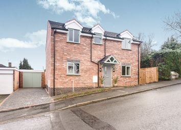Thumbnail 3 bed detached house for sale in Woodbury Rise, Malvern