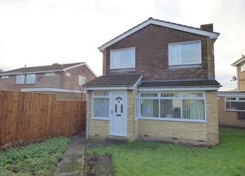 Thumbnail 3 bed detached house for sale in Wishaw Close, Cramlington