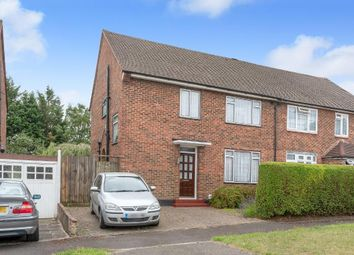 Thumbnail 3 bed semi-detached house for sale in Ravensbury Road, St Pauls Cray, Orpington, Kent